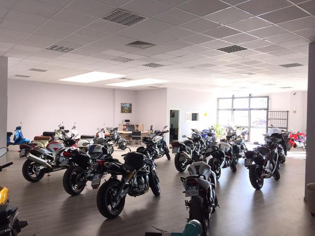 MotoCenter Srl - Viadana - MotoCenter S.R.L Gli Specialisti Dell'Us - Subito Impresa+