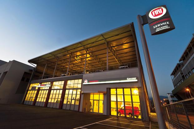 Gasser Iveco Fiat Professional - Bolzano - L'azienda può vantare un'esperienza - Subito
