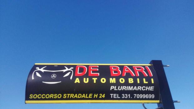 De   Bari  Automobili - Giovinazzo - Autosalone De  Bari   COSIMO Grazie alla - Subito Impresa+