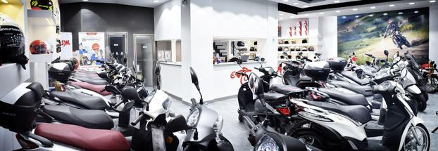 TRIVELLONE MOTORS Sas - Pescara - Concessionaria Piaggio - Vespa - Gilera - Subito Impresa+
