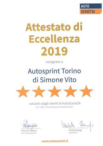 AUTOSPRINT TORINO di Simone Vito - Torino - Autosprint Torino nasce dall'unione di p - Subito Impresa+