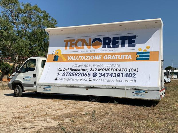Tecnorete Monserrato - Monserrato - La nostra agenzia è presente nel comune - Subito Impresa+
