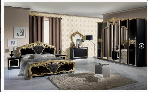 camere - bergamo - camere da letto in stile barocco complet ... - Subito Camera Da Letto