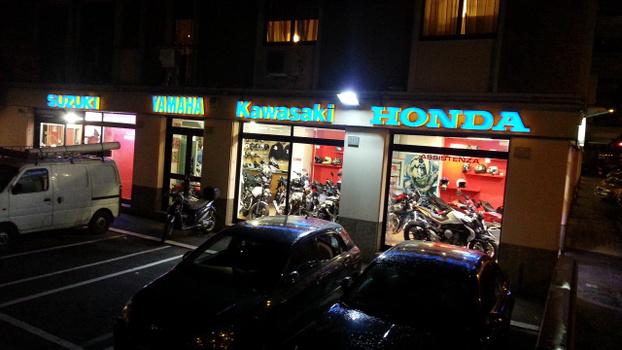 La Moto Srl Roma Concessionaria Ed Assistenza Ufficiale P