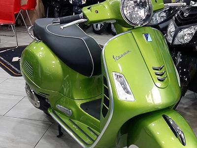 Vespa Sprint S.R.L. - Napoli - Vespa Sprint nasce 30 anni fa, da Lucian - Subito Impresa+
