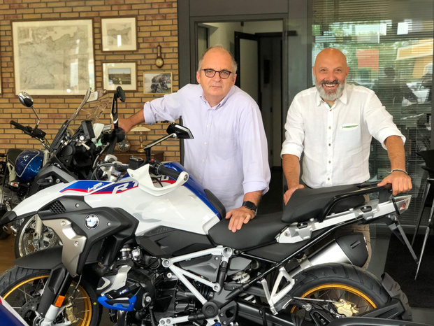 Bellan&Giardina srl - Torri di Quartesolo - Concessionaria Bmw Motorrad per Vicenza - Subito Impresa+