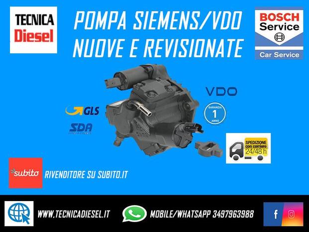 BOSCH CAR SERVICE TECNICA DIESEL TARASCO - Ginosa - OFFICINA SPECIALIZZATA IN POMPE ALTA PRE - Subito