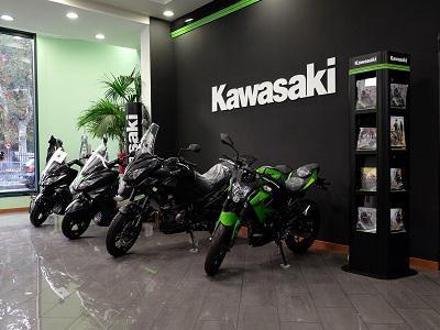 Chinello Moto & c. snc - Senago - Concessionario Ufficiale Kawasaki Suzuki - Subito