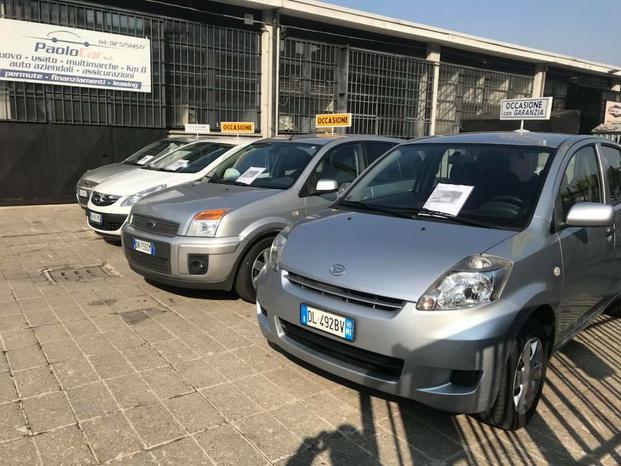 Paolocar srl rozzano vendita auto usate permutiamo il vostro subito impresa - Porte finestre usate subito ...