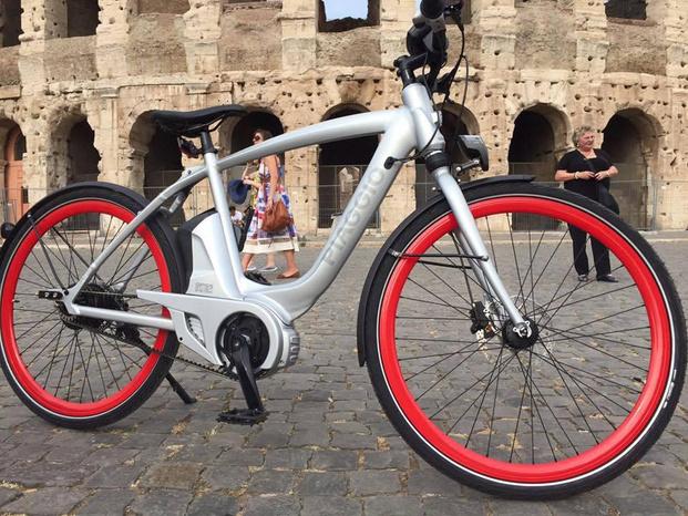 Che Moto!Roma - Roma - Questa è la marcia in più della Che Mo - Subito Impresa+