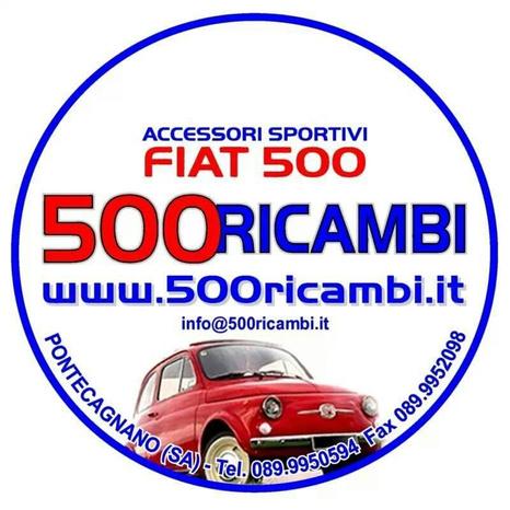 500Ricambi - Pontecagnano Faiano - Negozio di  autoricambi, ricambi per Fia - Subito Impresa+