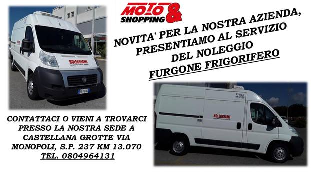 Moto & shopping s.r.l. - Castellana Grotte - Vendita auto e moto nuove ed usate Vendi - Subito Impresa+