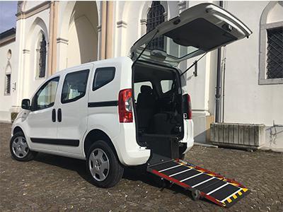 Veicoli per trasporto disabili - Gemona del Friuli - Grazie alle nostre officine sparse in tu - Subito Impresa+