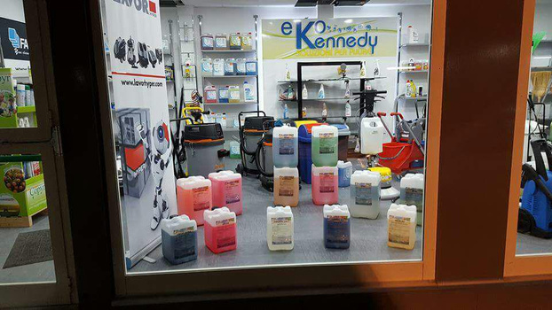 ekokennedy - Quarto - EKOKENNEDY DETERGENTI E ATTREZZATURE PER - Subito Impresa+