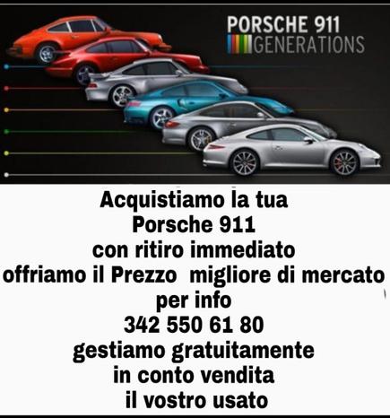 AUTO PER PASSIONE S.R.L. - Cazzano Sant'Andrea - Specialisti nelle  911 Porsche Classic - Subito Impresa+