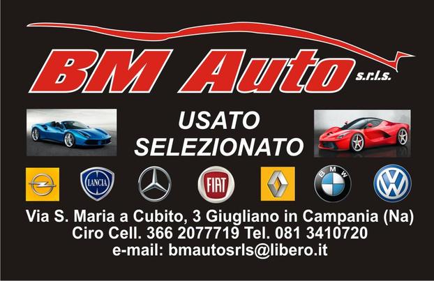 BM AUTO SRLS DI CIRO BONAPARTE - Giugliano in Campania - BM AUTO SRLS di Ciro Bonaparte è presen - Subito Impresa+