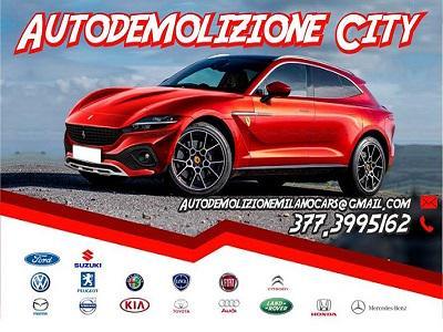 AUTODEMOLIZIONE CITY 377.3995162 - BENVENUTO IN AUTODEMOLIZIONE CITY  Ricam - Subito