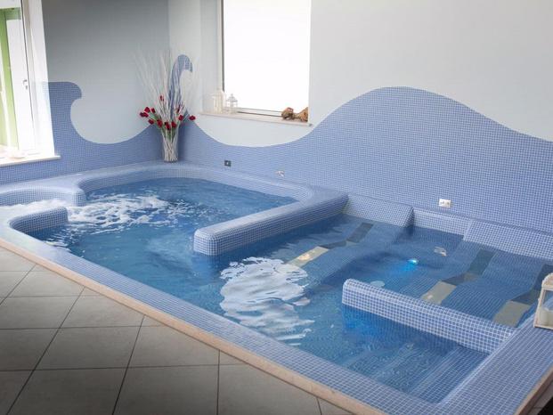 Piscina casa treviso le nostre spa sono costruite eco - Piscine usate subito it ...