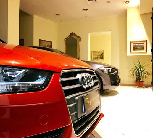 Magnus Garage - Cagliari - L'azienda si radica attorno ad unafort - Subito Impresa+