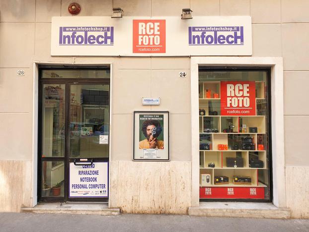 RCE Foto La Spezia - La Spezia - Vendita di materiale fotografico NUOVO e - Subito Impresa+