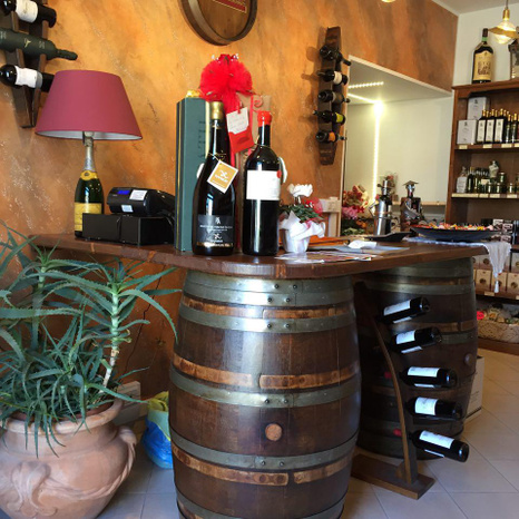 Botte mobile bar al74 regardsdefemmes for Botte arredamento