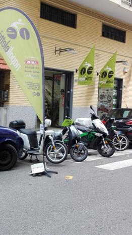 Napolielettrica - Bici, Scooter e Moto elettriche - Napoli - Concessionaria Bici elettriche, scooter - Subito Impresa+