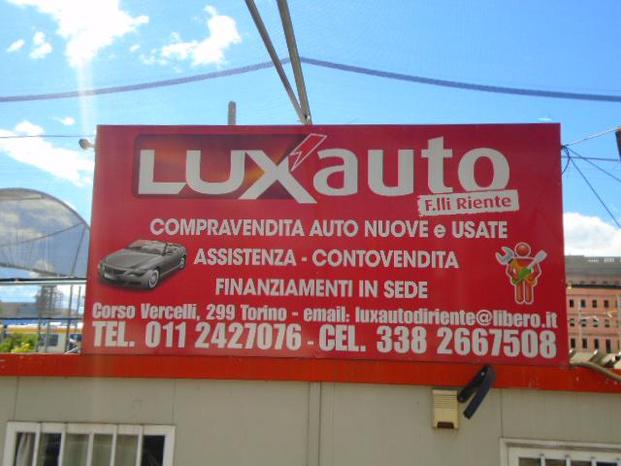 LUXAUTO SNC DEI F.LLI RIENTE LUIGI E MARCO - Torino - La LUXAUTO SNC DEI F.LLI RIENTE LUIGI E - Subito Impresa+