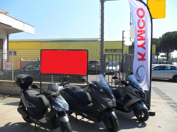 GIGI MOTOR TERRACINA - Terracina - Concessionario KYMCO; concessionario FAN - Subito Impresa+