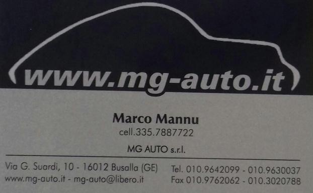 MG AUTO srl - Busalla - MG AUTO SRL  PER INFORMAZIIONI E APPUNTA - Subito