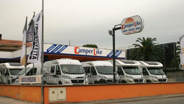 CamperLike srl concessionaria camper - Tortoreto - Il più grande concessionario dell'Abruz - Subito Impresa+