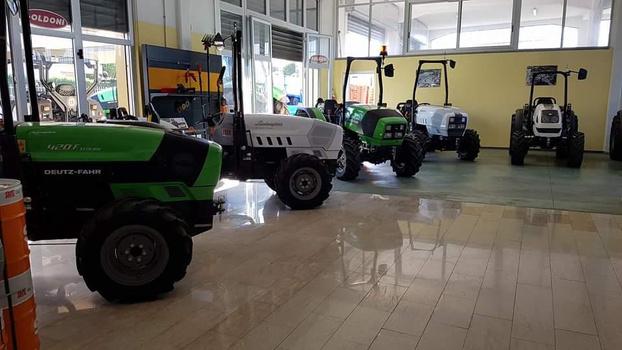 Meninno Macchine Agricole - Grottaminarda - Concessionaria autorizzata  LAMBORGHINI - Subito Impresa+