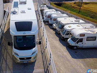 3C - Gli specialisti dei camper in Italia - Reggio nell'Emilia - Il più grande concessionario a 2 piani - Subito Impresa+