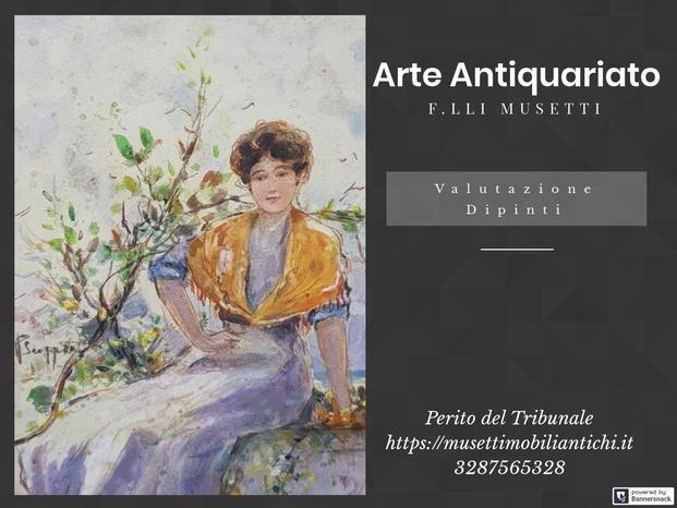 ARTE ANTIQUARIATO MUSETTI - Carrara - Cav. Musetti Renato Perito Esperto del T - Subito Impresa+