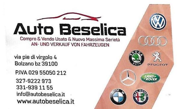 Autobeselica bolzano autobeselica vetture con for Subito it bolzano arredamento