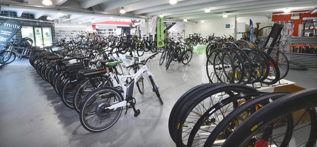 CussighBike - Tavagnacco - La Cussigh Bike è un'azienda che vanta - Subito Impresa+