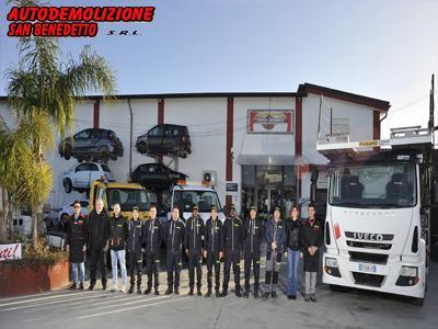 AUTODEMOLIZIONE SAN BENEDETTO SRL - Favara - L'autodemolizione San Benedetto si occup - Subito Impresa+
