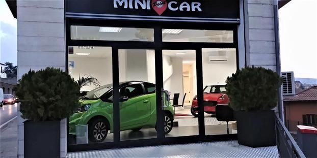 MINICAR POINT - Viterbo - Concessionario ufficiale e assistenza au - Subito