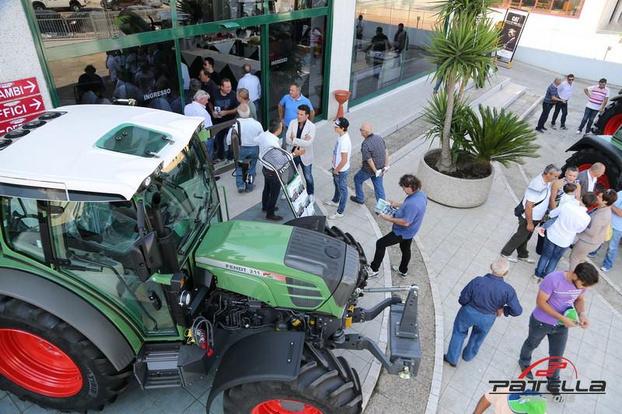 Patella Tractors S.r.l. - Torremaggiore - Obiettivo principale di Patella Tractors - Subito Impresa+