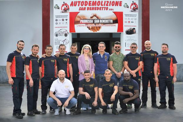 AUTODEMOLIZIONE SAN BENEDETTO SRL - Favara - L'autodemolizione San Benedetto si occup - Subito