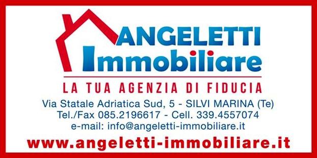 ANGELETTI IMMOBILIARE - Sei a Casa Tua - Silvi - Scegliere Angeletti Immobiliare signific - Subito Impresa+