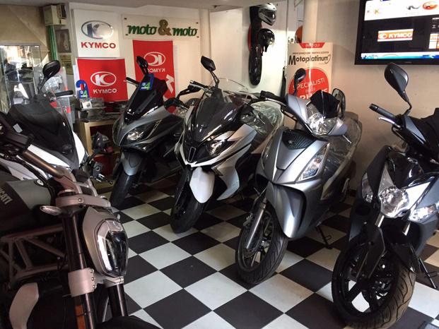 Moto&Moto - Salerno - Moto&Moto opera nella zona di Salerno da - Subito Impresa+