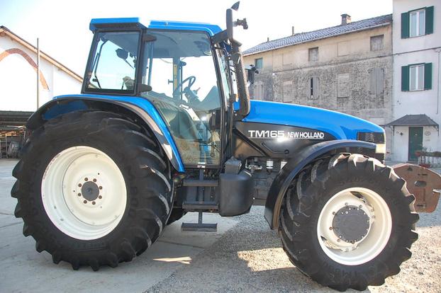 Filippo Caccia Vendita Macchine Agricole Novara