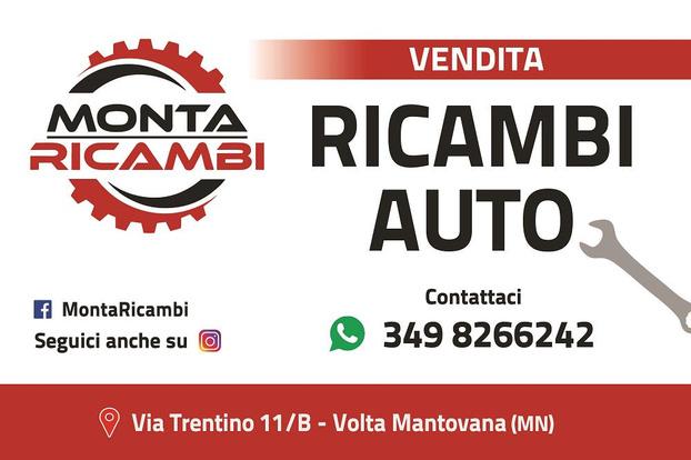 Monta Ricambi - Volta Mantovana - Effettuiamo anche preventivi personalizz - Subito
