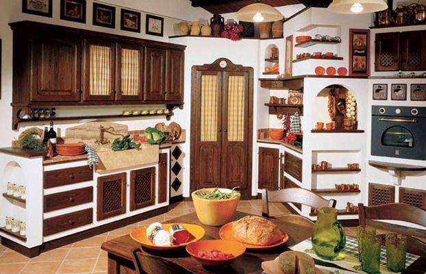 PAKO ARREDA - Fabbrica Cucine - Falegnameria - Napoli - Cucine classiche, moderne, finta muratur - Subito Impresa+