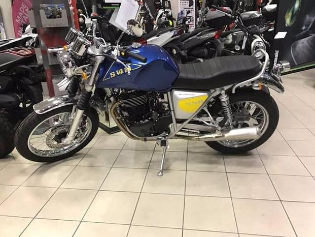 BARTOLLINI MOTO SRL - Terni - CONCESSIONARIO MOTO DAL 1960 A TERNI ASS - Subito Impresa+