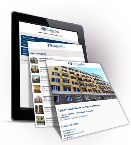 Grimaldi San Benedetto Immobiliare srl - Cagliari - Grimaldi Immobiliare è la prima rete im - Subito Impresa+
