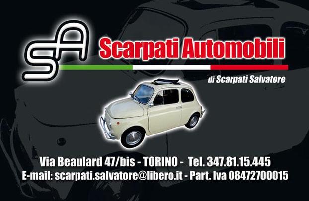 Scarpati Automobili - Torino - LA SCARPATI AUTOMOBILI OFFRE UN SERVIZIO - Subito Impresa+