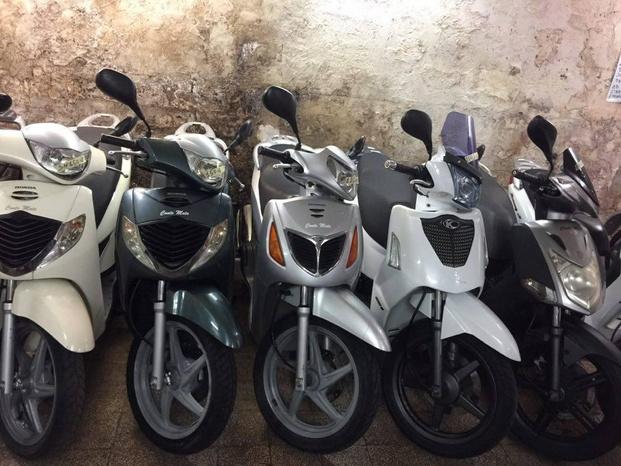 moto scooter usati napoli