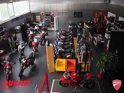 Ducati Pisa - Pisa - Concessionaria ufficiale Ducati per le p - Subito Impresa+