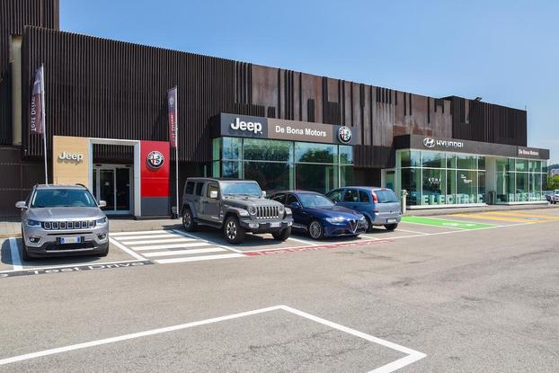 De Bona Motors Vicenza - Vicenza - Subito Impresa+